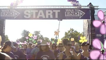 Join us for the Walk to End Alzheimer's | KENS Cares