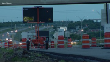 SAWS has warning for Highway 90 drivers
