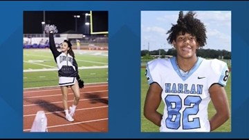 Students grieve the death of two NISD classmates