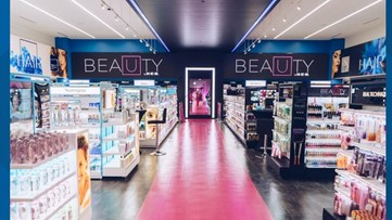 H-E-B unveils new beauty department