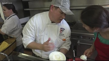 The Warrior Chef gives back through cooking | MISSION SA