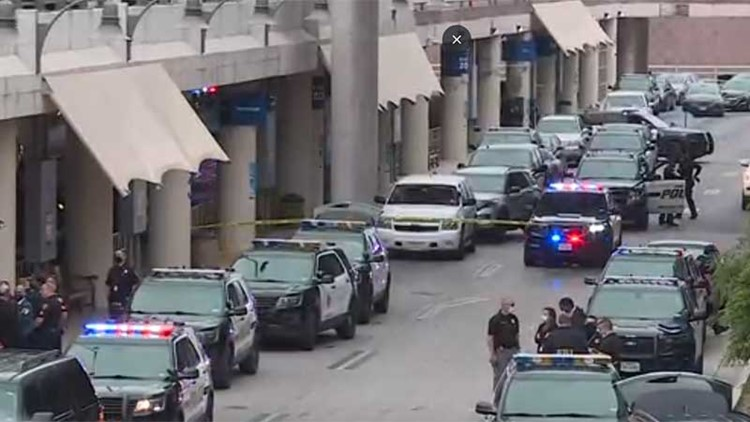 'Nothing short of a miracle' | New video shows how officer halted active shooter at San Antonio Airport