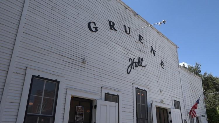 Historic Gruene Hall reopens with live music and coronavirus precautions