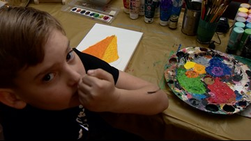 Artist with autism defies death, creates with fervor | Kids Who Make SA Great