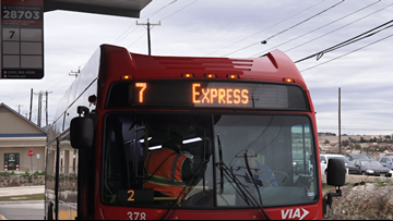 VIA expects ridership at Stone Oak station to grow