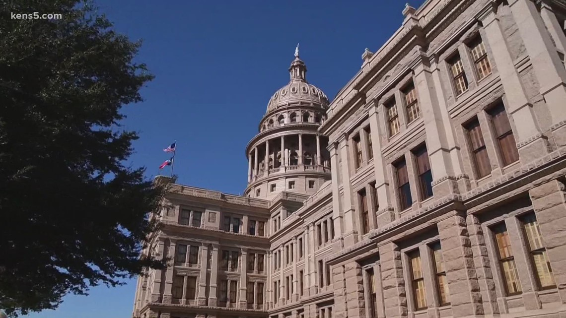 Texas House passes bill seeking to impose stricter voting restrictions across the state