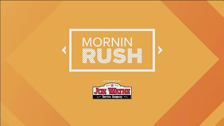 Morning Rush: Teen shot while riding scooter, SAFD rescues dog for fire, Memorial Day in Floresville and complicated orders at Starbucks