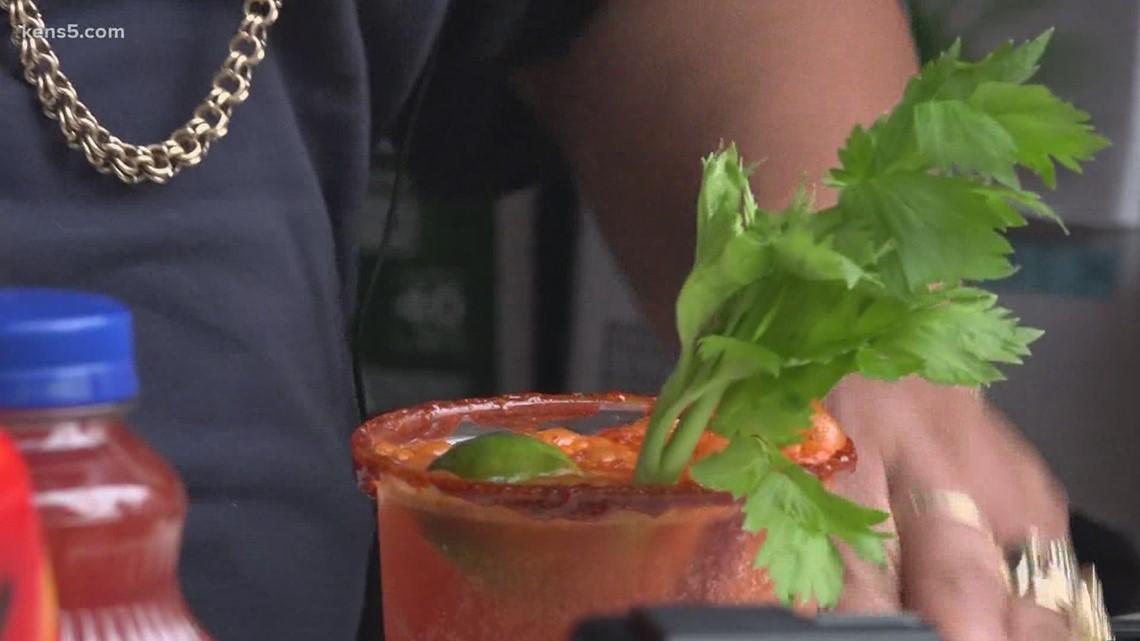 How people are staying cool at the hottest day of Fiesta