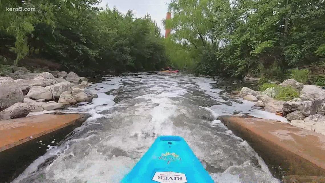 Riding the river far below the River Walk | Texas Outdoors