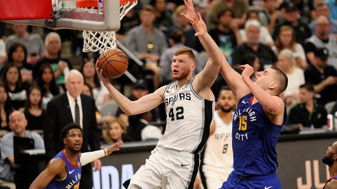 When is the Spurs-Nuggets Game 6 in San Antonio? It's complicated.