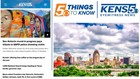 Get 'in the know' with the KENS 5 app and KENS 5 Things to Know newsletter!