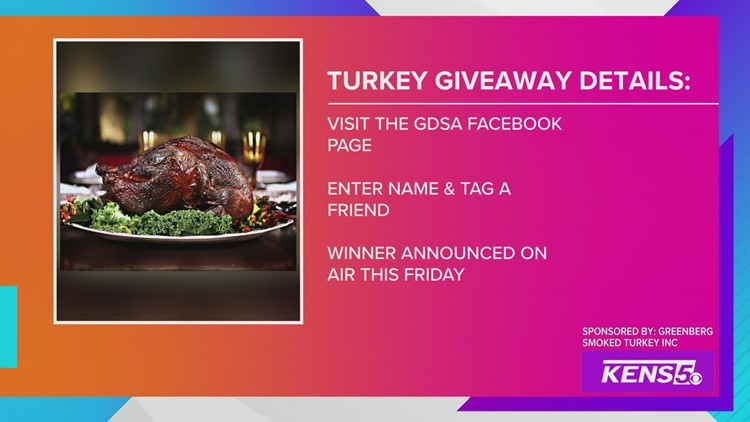 You could gobble up a free turkey if you win this giveaway