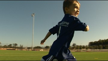 4-year-old's 22-goal game goes viral | Kids Who Make SA Great