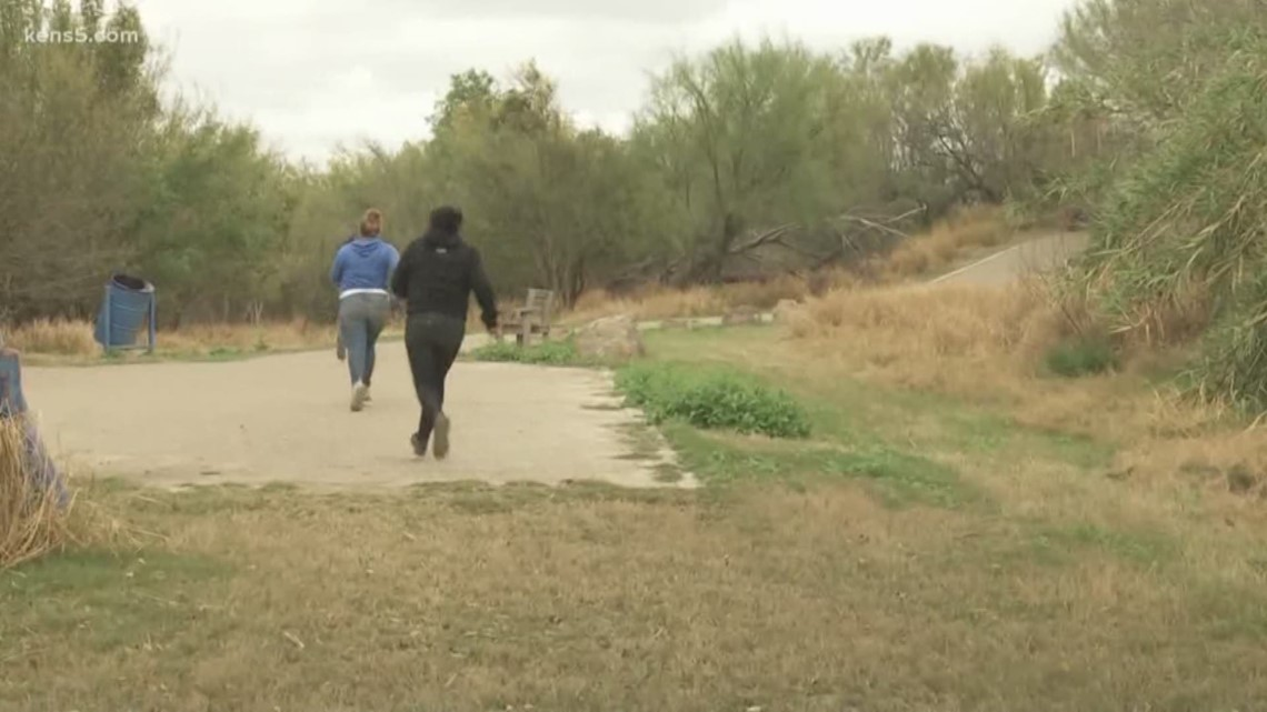 Undocumented immigrants' journey to the U.S.