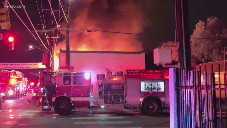 One person severely burned after gas line erupted, completely devastated home