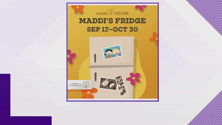 Magik Theatre to debut its 2021-22 season with 'Maddi's Fridge'