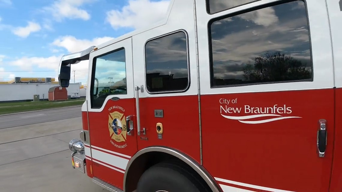Firefighters begin coronavirus testing at nursing homes in Comal County