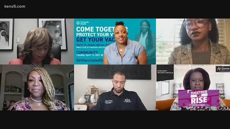 East-side leaders working to reduce vaccine hesitancy in Black community | Together We Rise