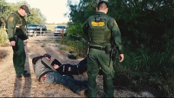 Riding along with Border Patrol during undocumented immigrant surge