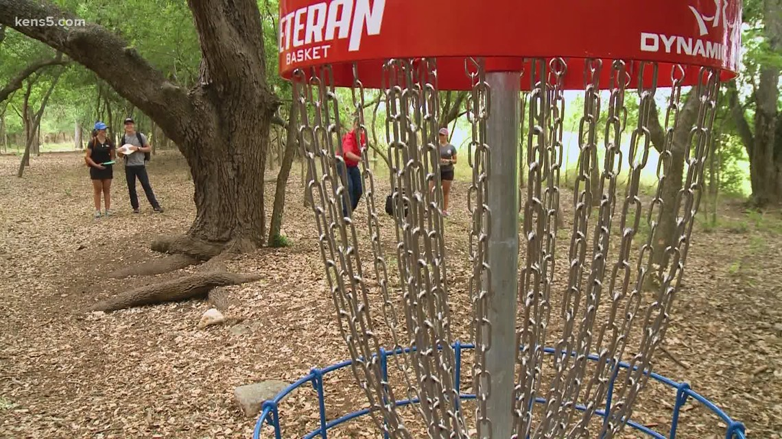 Texas Outdoors: Disc golf offers exercise with your social distancing