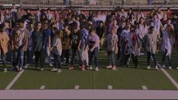 Zombies invade Gustafson Stadium