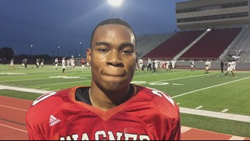 Wagner free safety Kavon Barnes on playing in the state semifinals