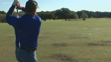 Texas Outdoors: As the temperatures drop, it's a good time to drop your handicap!