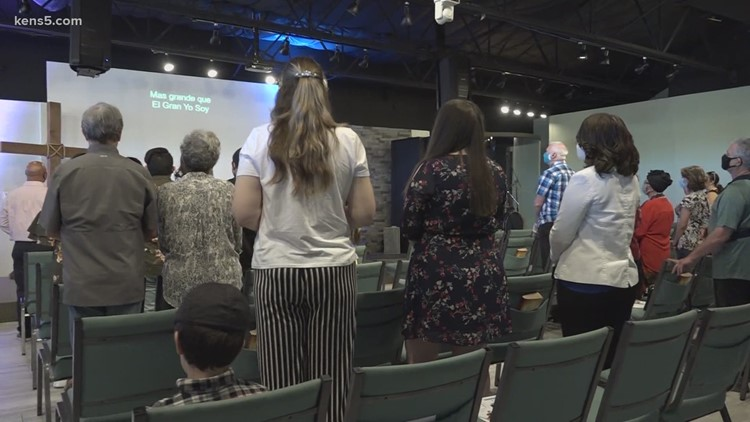 Faith community working to help victims of child abuse and neglect on Blue Sunday