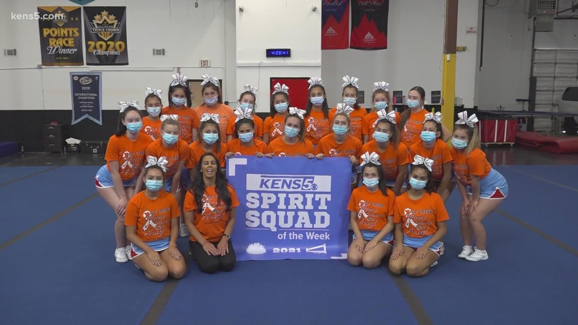 Antonian Apaches vying for victory while supporting their coach in moment of need | Spirit Squad