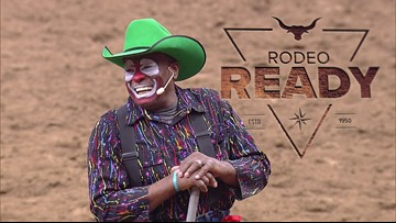 One-on-one with Rodeo legend Leon Coffee