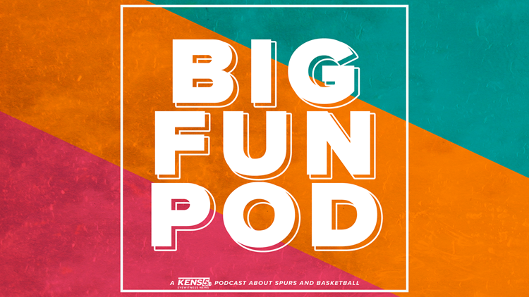 What should the Spurs do this summer? - Introducing 'The Big Fundamental Podcast'