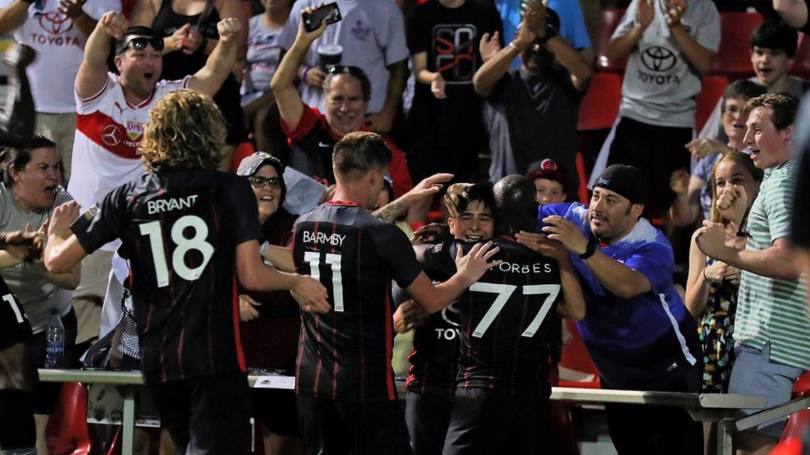 PHOTOS: San Antonio FC defeats Reno 1868 FC, 3-2 | kens5 com