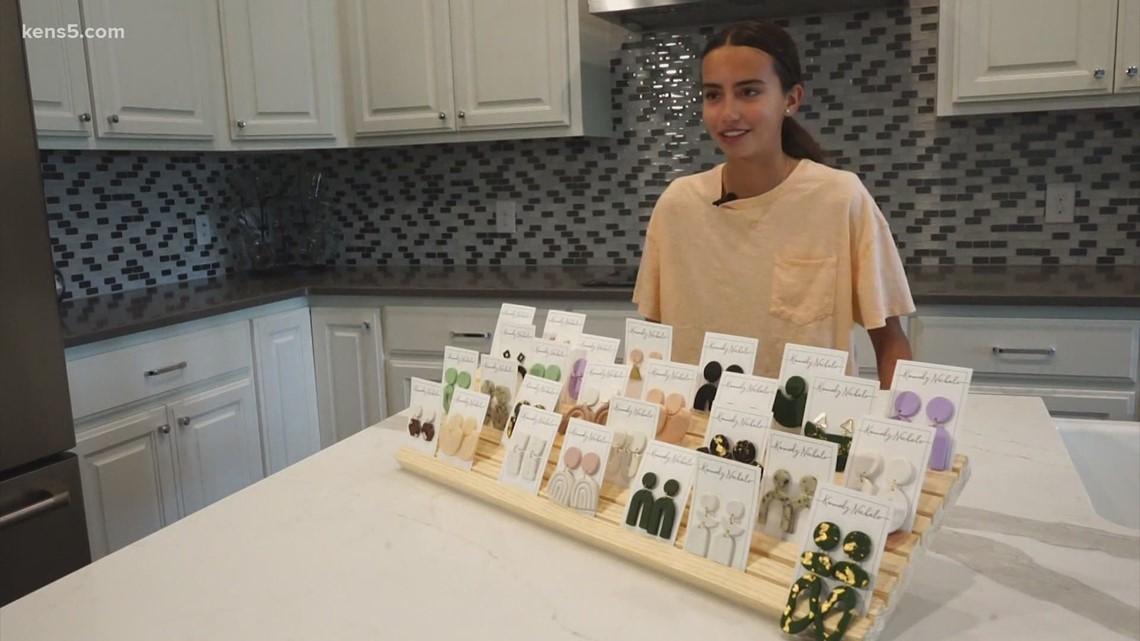Made in SA: San Antonio teen uses creative side hustle to achieve her dreams