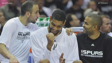 In no surprise, Tim Duncan gets elected to Hall of Fame