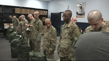 Air Force adopts Army's combat uniform | Mission SA