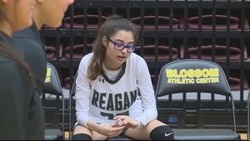 Beloved Reagan HS senior, basketball manager honored