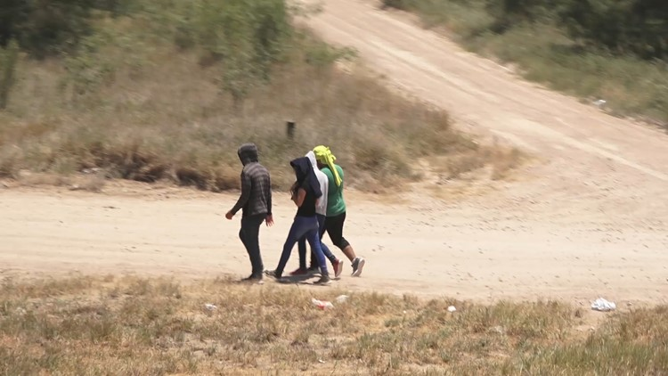 Border Patrol: Uptick in migrant rescues along the border due to hot temps
