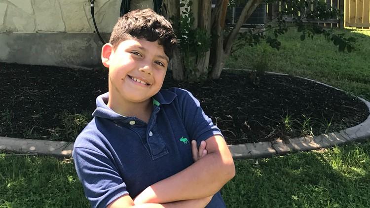 Meet 10-year-old foster child, Daniel