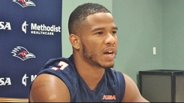 Wilson: Harris has edged ahead of pack in UTSA quarterback competition