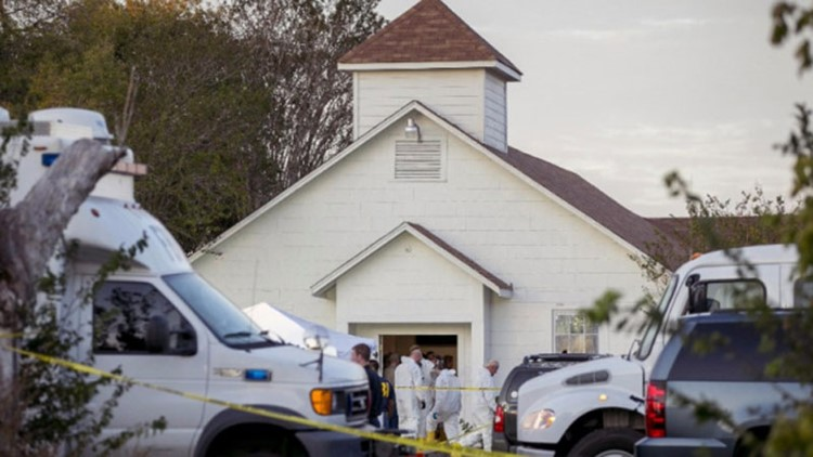Judge denies request to dismiss Sutherland Springs lawsuits