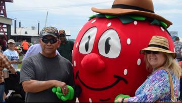 Poteet Strawberry Festival postponed until fall