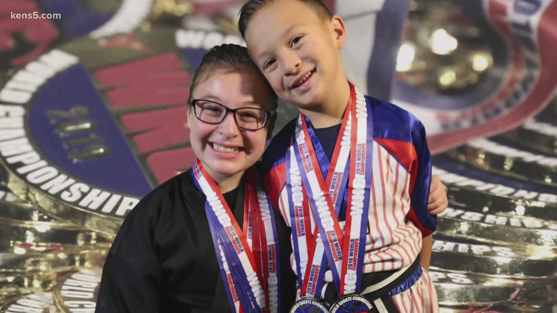 Martial arts siblings seek success | Kids Who Make San Antonio Great
