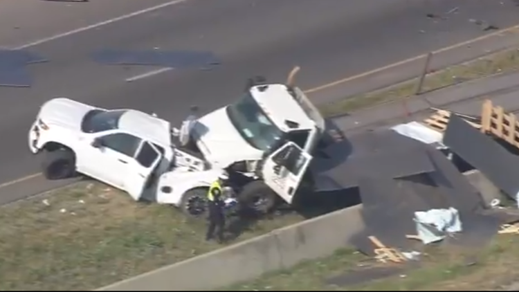 One person arrested in major wreck on N. Loop 1604 that sent three to hospital