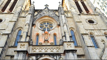 Archdiocese of San Antonio offers help for clergy sex abuse victims