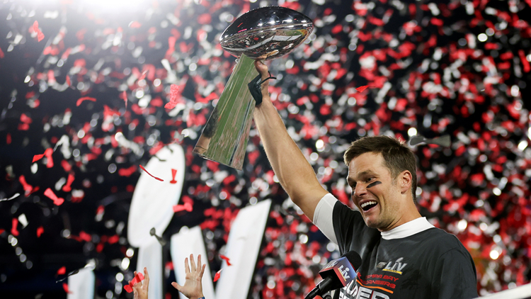 Bucs rout Chiefs to win Super Bowl LV, Tom Brady wins seventh championship