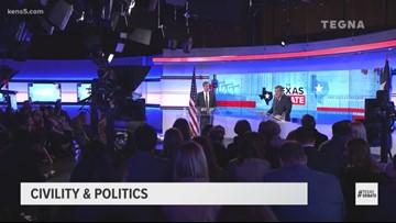 TEXAS DEBATE: Sen. Cruz snaps at moderator while talking about civility