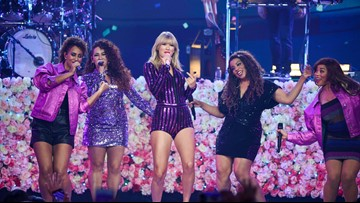 Slaying the stage with Taylor Swift: How an SA native made her dreams come true