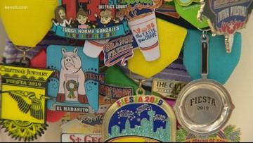 Coronavirus outbreak shuts down production of Fiesta medals
