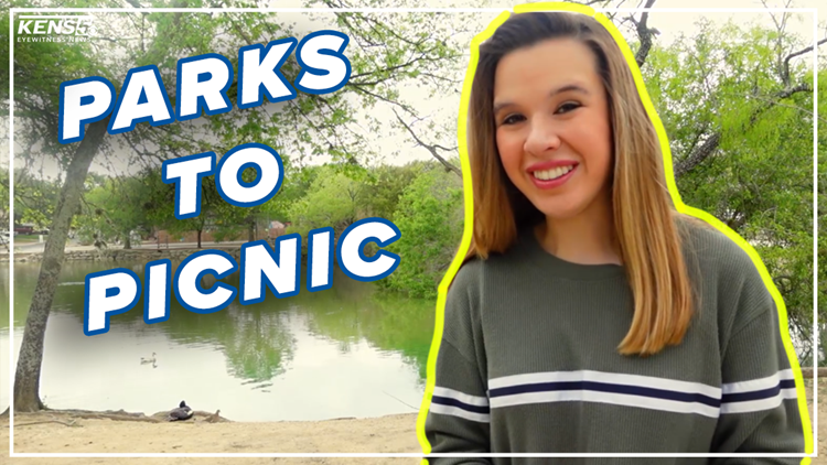Looking for parks in San Antonio? Here are 3 options