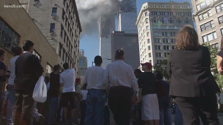 9/11 first responder reflects on rescue efforts at Ground Zero
